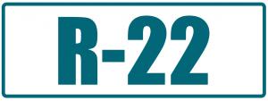 R-22 Logo