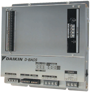 Daikin Manual Image - Manager iPU